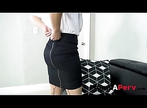 Sexy mom can&acute_t resist and needs son&acute_s cock