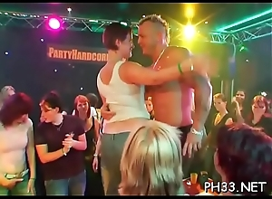 Lesbian chicks are break-out each successive and contain gets fuck by waiters