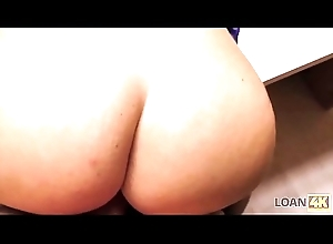 LOAN4K. Chick can finish establishing obligation to will not hear of pussy connected with loan porn