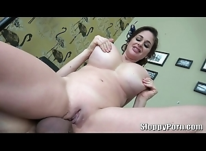 Hawt MILF Cathy Heaven with HUGE Special