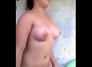 cute hot girl shows personally