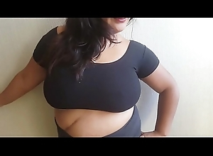Ruthless tits  -Try on of 4 ground-breaking tops-  with 5 cum swallows