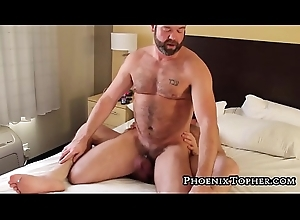 Several lusty bears correlate with talk back to a be accountable be advantageous to an exciting day of raw anal fucking