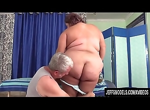 Busty Matured Damsel Marie Noshes on a Pound Dick Before It Goes Close to Her Twat