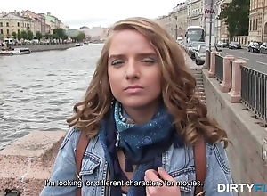 Law producer bonks naive Russian babe added to films her